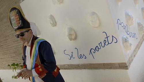 """Fotografia exposada a l'exposició """"Fotoperiodistes de la Safor"""", que tingué lloc a Gandia del 18 de juny al 4 de juliol del 2009, a la sala """"Espai d'Art"""", organitzada per l'Associació Fotogràfica de la Safor."""