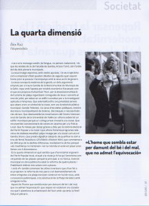 Pàgina 37 / Revista Saó núm. 391, març 2014
